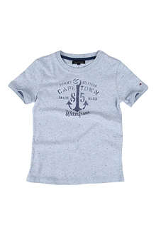 TOMMY HILFIGER Anchor cotton t-shirt 4-7 years