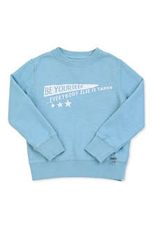 TOMMY HILFIGER Be Yourself jumper 4-7 years