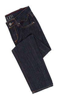 TOMMY HILFIGER Clyde dark wash slim fit jeans 8-16 years