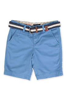 TOMMY HILFIGER Rock chino shorts 8-16 years