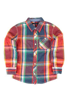 TOMMY HILFIGER Checked shirt 8-16 years