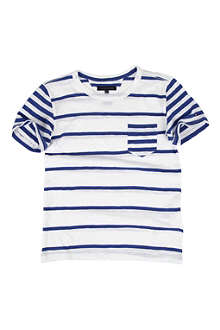 TOMMY HILFIGER Aaron striped t-shirt 8-16 years