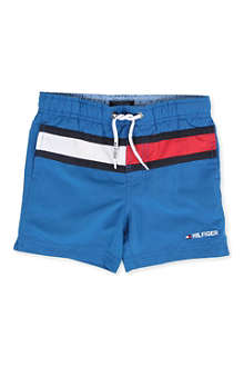 TOMMY HILFIGER Flag swimming shorts 8-16 years