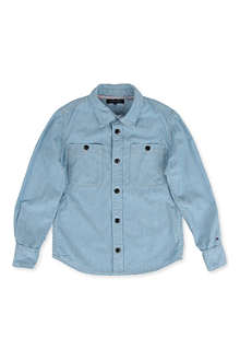 TOMMY HILFIGER Merrill denim shirt 8-16 years