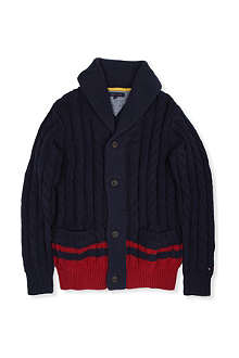 TOMMY HILFIGER Shawl cardigan 8-16 years