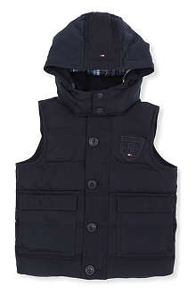 TOMMY HILFIGER Padded gilet 8-16 years