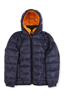 TOMMY HILFIGER Shine quilted jacket 3-16 years