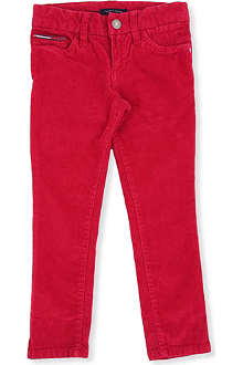 TOMMY HILFIGER Corduroy trousers 3-16 years