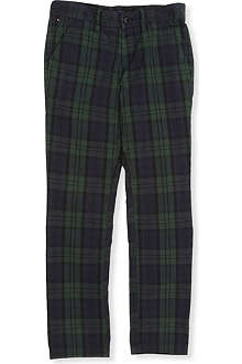 TOMMY HILFIGER Tartan trousers 8-16 years