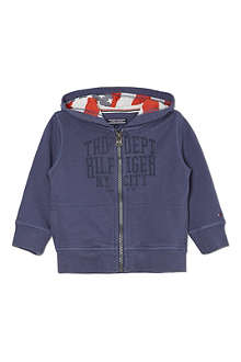 TOMMY HILFIGER American flag hoody 2-16 years