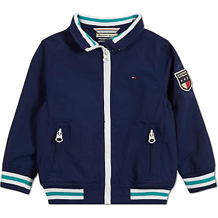 TOMMY HILFIGER Windcheater jacket 2-16 years (Navy