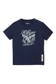 TOMMY HILFIGER Eagle logo t-shirt 2-16 years