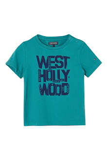 TOMMY HILFIGER Hollywood logo tee 2-16 years