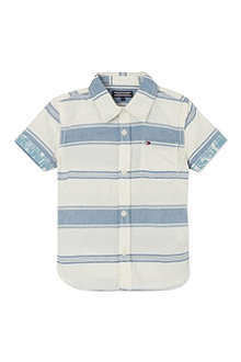 TOMMY HILFIGER Horizontal stripe shirt 6 months-16 years