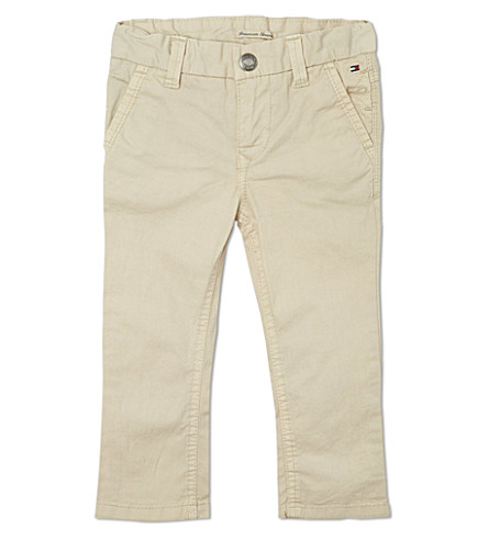 TOMMY HILFIGER Freddy chinos 6months-16years (Beige