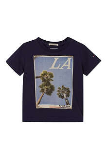 TOMMY HILFIGER Photoprint t-shirt 6months-16years