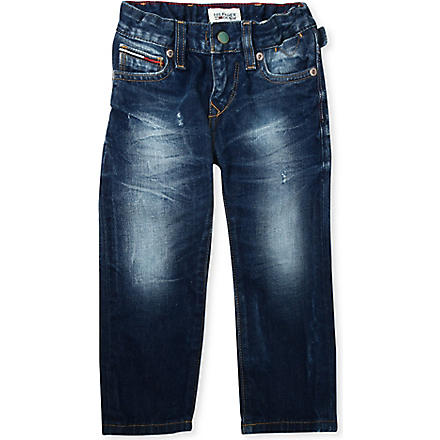 TOMMY HILFIGER Loose-fit jeans 6 months-16 years (Blue