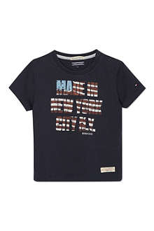 TOMMY HILFIGER Flag t-shirt 0-16 years