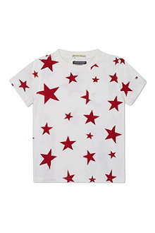 TOMMY HILFIGER Star print pocket t-shirt 3 months- 16 years