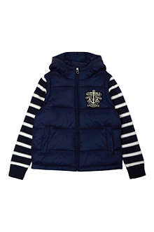 TOMMY HILFIGER Dayton hooded combi jacket 2-16 years