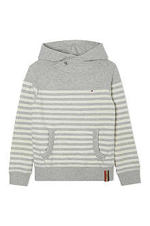 TOMMY HILFIGER Hampton stripe hoodie 8-16 years