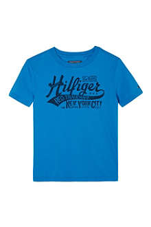 TOMMY HILFIGER Logo t-shirt 2-16 years