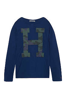 TOMMY HILFIGER Big H sweatshirt 4-16 years