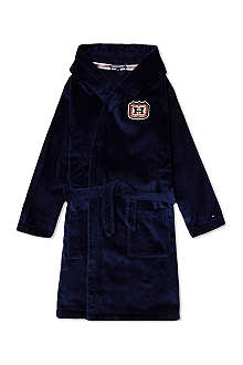 TOMMY HILFIGER Tess Towelling bathrobe 4-16 years