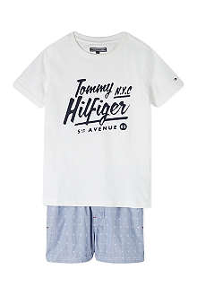 TOMMY HILFIGER Beacon pyjama set 4-16 years