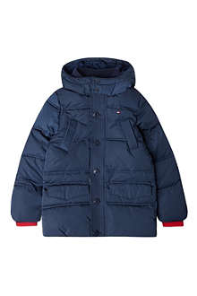 TOMMY HILFIGER Back To School quilted coat 4-16 years