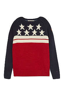TOMMY HILFIGER Gus sweatshirt 4-16 years
