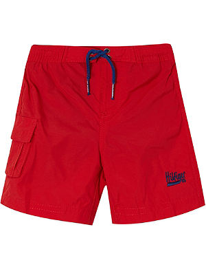 TOMMY HILFIGER Solid swim shorts 4-16 years