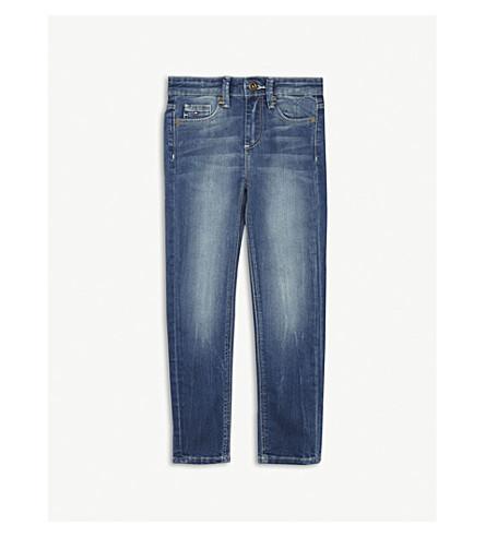 TOMMY HILFIGER Scanton slim denim jeans 4-16 years (Blue