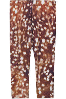 MOLO Niki deerskin print leggings 2-14 years