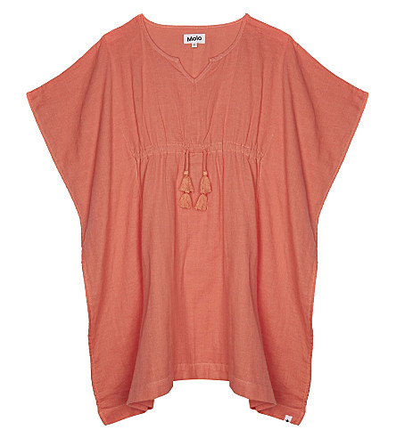 MOLO Caly cotton kaftan (Orange