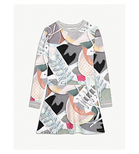 MOLO Conny trainers print dress 3-12 years (Multi