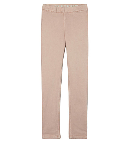 MOLO April cotton jeggings 4-14 years (Cameo+rose