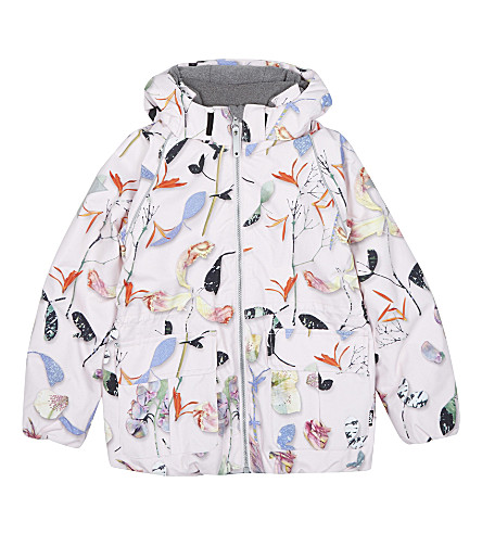 MOLO Cathy Paper Petals print jacket 4-12 years (4605