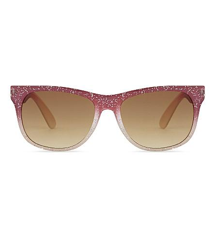 MOLO Glitter sunglasses (Pink