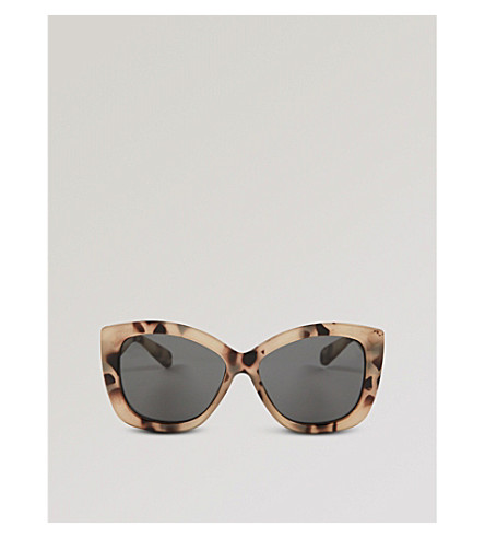 MOLO Sophisticated sunglasses (Brown
