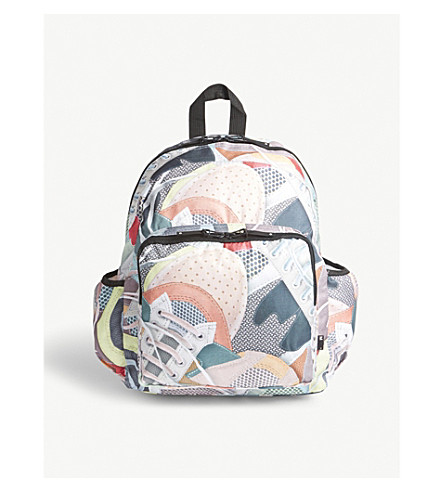 MOLO Trainers printed backpack (Multi