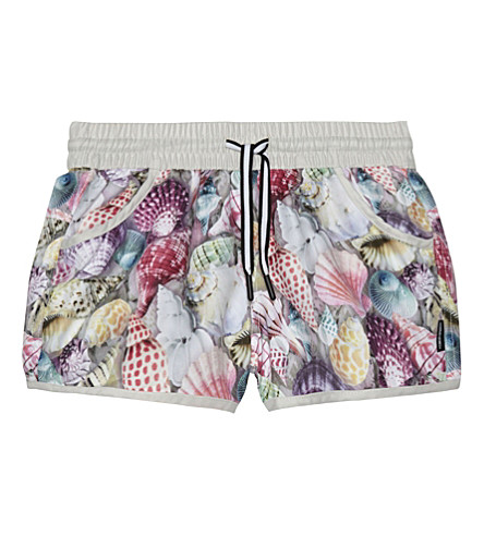MOLO Nalika swim shorts 3-14 years (Seashell+swim