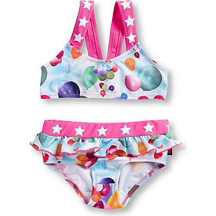 MOLO Naila balloon print bikini 18 months-10 years (Multi