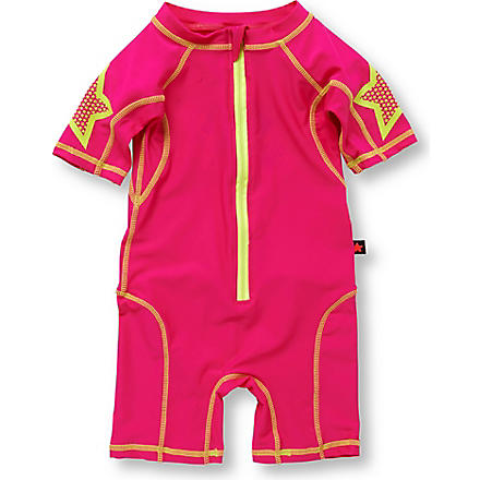 MOLO Nike UV swimsuit 18 months - 6 years (Pink