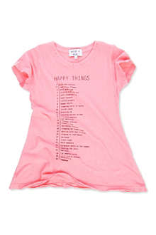 WILDFOX Happy Things t-shirt 7-14 years