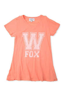 WILDFOX Logo t-shirt 7-14 years