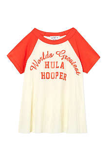 WILDFOX Hula hooper t-shirt 7-14 years