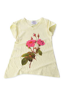 WILDFOX Darling Rose t-shirt 7-14 years