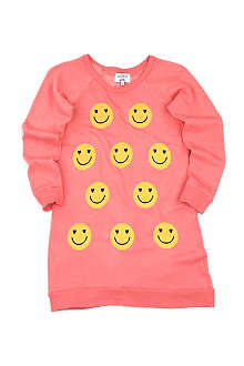 WILDFOX Smiles sweatshirt dress 7-14 years