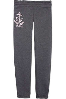 WILDFOX Starboard jogging bottoms 7-14 years